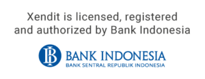 Xendit Certificate - Bank Indonesia