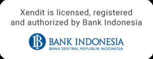 Xendit Certificate - Bank Indonesia